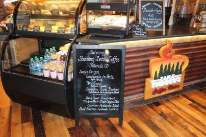Coffee Bistro Interior
