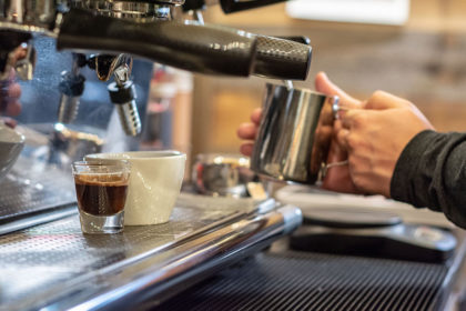 Coffee Bistro Machine
