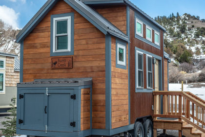 Burro Creek Tiny Home